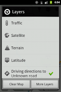 Locator and Navigator - screenshot thumbnail