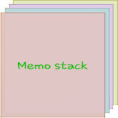 Memo Stack Widget - ICS