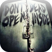 """Dont Open Dead Inside"" Theme"