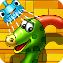 Dino Bath & Dress Up icon