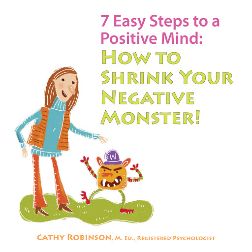 7 Easy Steps to a Positive Mind: cover