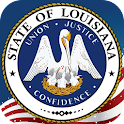 LA Notaries Public & Comm Code logo