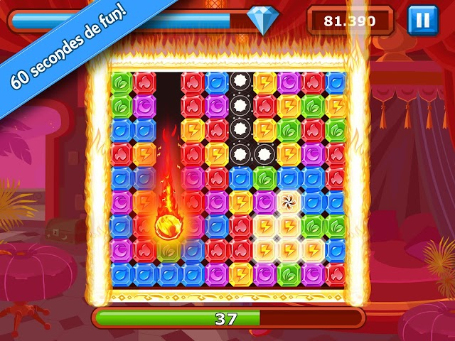 android Diamond Dash Screenshot 1