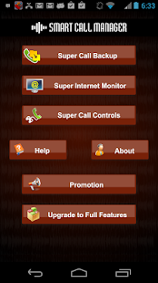 Smart Call Manager - screenshot thumbnail