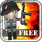 Angry World War 2 FREE icon