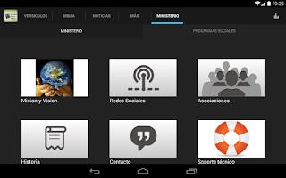 Screenshot of Sociedad Bíblica Chilena