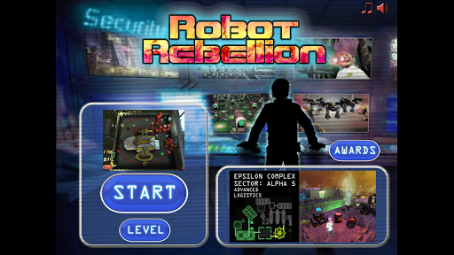 Robot Rebellion