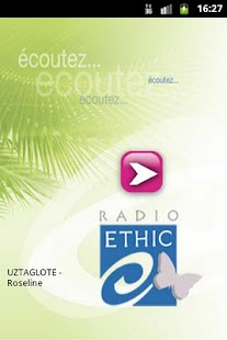Radio Ethic– Vignette de la capture d'écran
