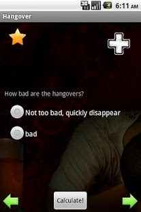 Hangover- screenshot thumbnail