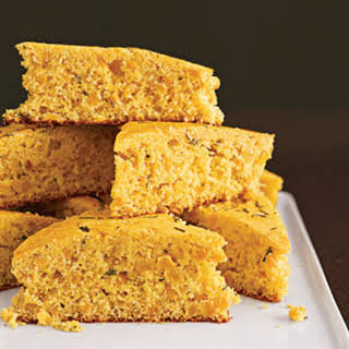 Rosemary Corn Bread.