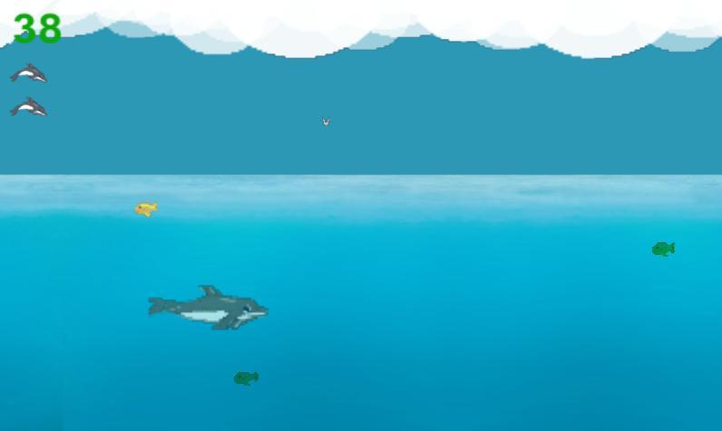 Flippy Dolphin - screenshot