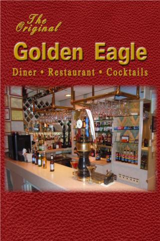 Golden Eagle Diner- screenshot