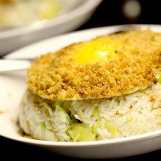 Ginger Fried Rice.