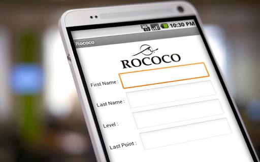 Rococo Point Reward