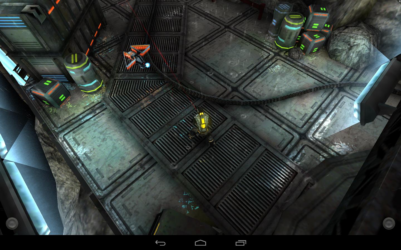 Angry Bots Demo- screenshot