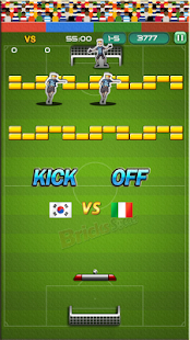 BRICKS SOCCER - screenshot thumbnail