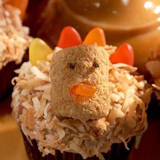 Thanksgiving Cupcakes.