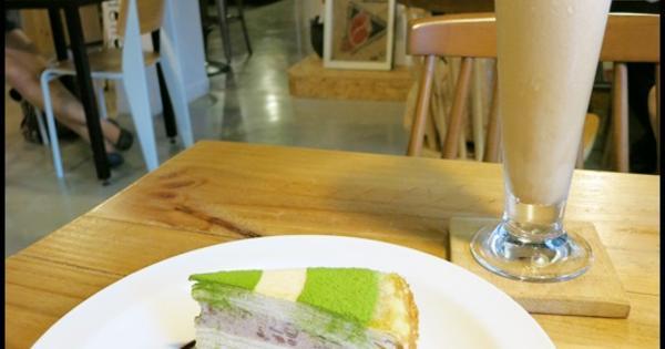 信義區美食:塔吉特信義人文會館~今天下午茶來吃千層派吧