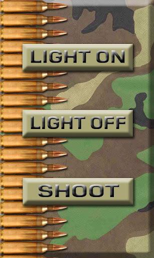 Army Flashlight