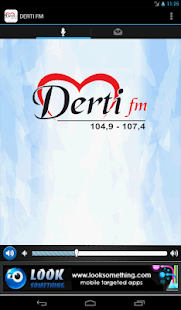 DERTI FM - screenshot thumbnail