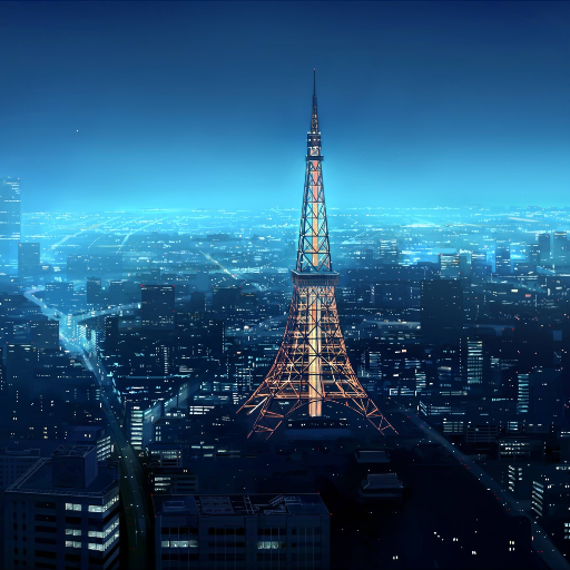 玩個人化App|东京的摩天大楼免費|APP試玩