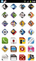 Screenshot of Icon Set M Folder Organizer