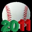 2011년 프로야구 경기일정 logo