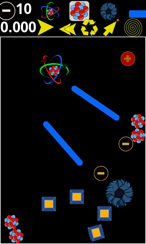 Magnet Racer Free- screenshot