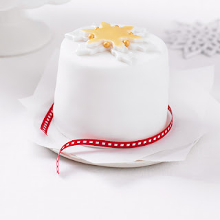Mini Christmas Cake Recipe