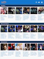 Screenshot of UNTV