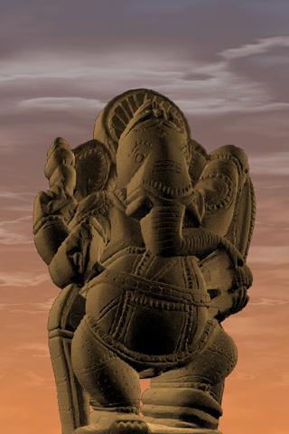 Ganesha Live Soulpaper- screenshot