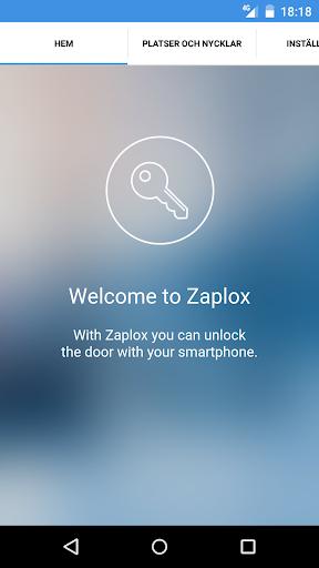 【免費生活App】Zaplox Mobile Keys-APP點子