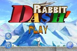 Screenshot of Rabbit Dash