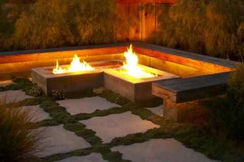 Fire Pit Ideas Screenshot