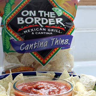 On The Border Salsa {Copycat}