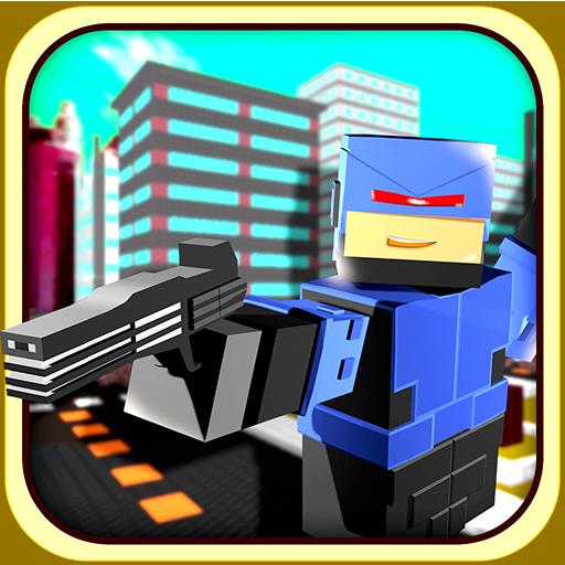 Robo cube duty cops 動作 App LOGO-APP試玩
