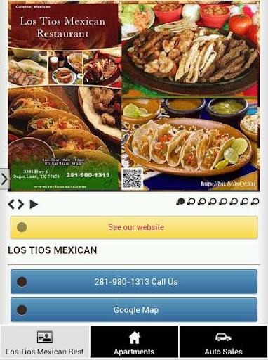 Los Tios Mexican