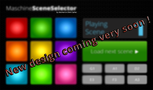 Maschine Scene Selector FREE
