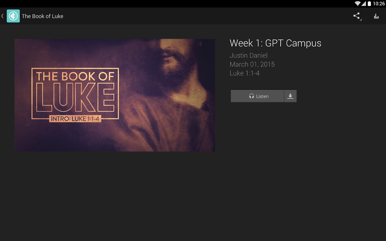 Mosaic Church GC- screenshot