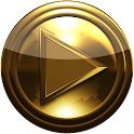 gold poweramp skin icon