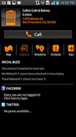 Screenshot of Metro 411