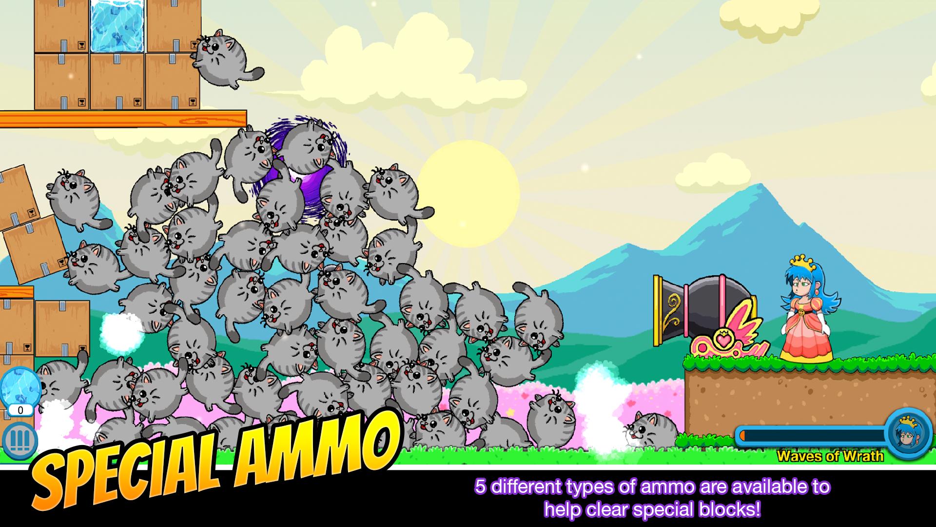 Princess Pow: Castle Smash screenshot #3