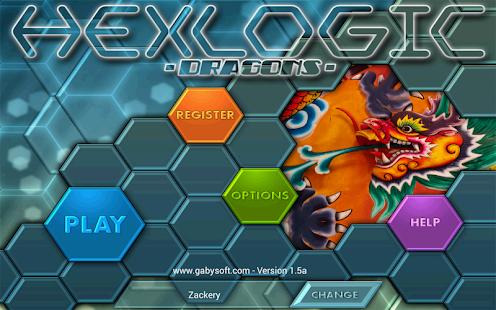 HexLogic - Dragons