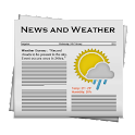 NewsHog: Google News & Weather logo