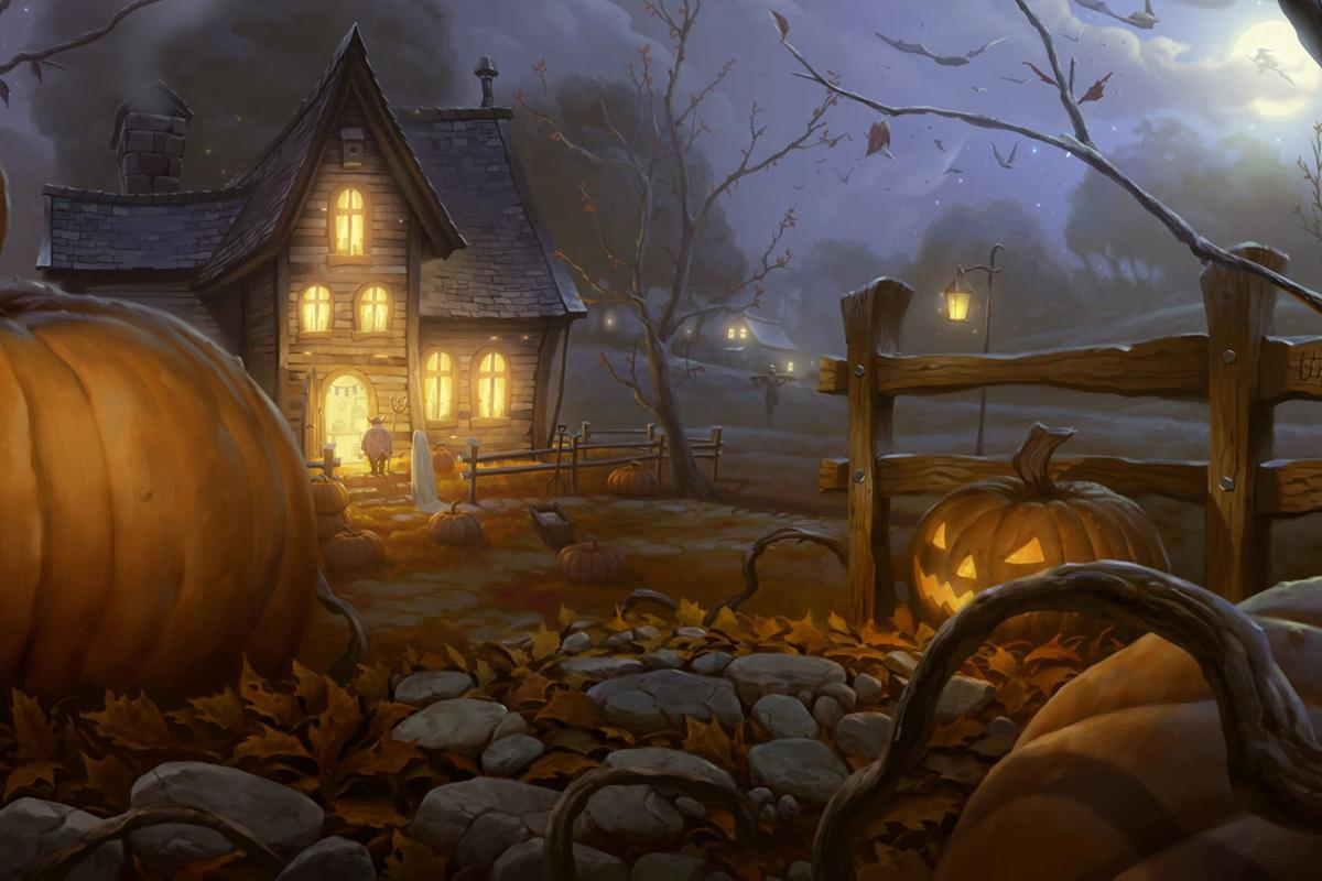 halloween jigsaw puzzle android apps on google play