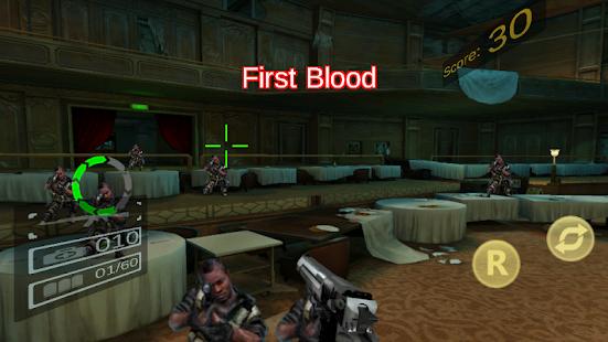 Shooter Sniper Death