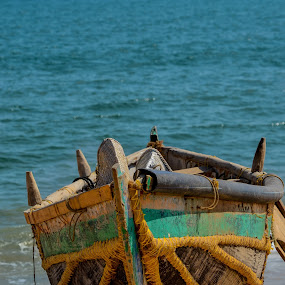 Let the Journey Begin !! by Prathap Gangireddy - Transportation Boats ( waterscape, beach, waterscapes, landscape, boat )