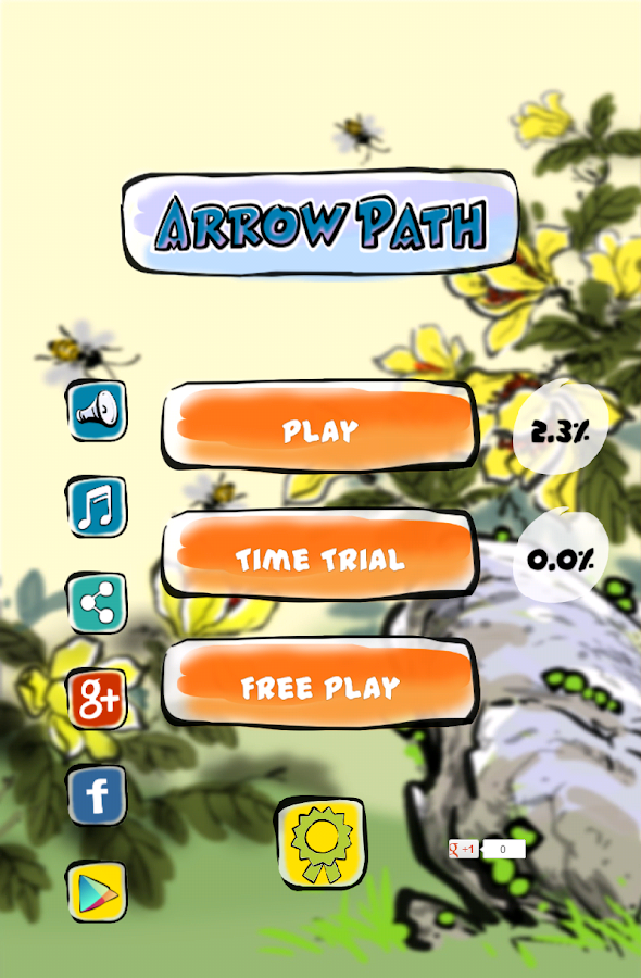 Arrow Path - screenshot