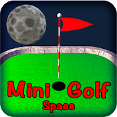 Mini Golf Space Game 3D