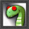 Solid Snake 3D logo